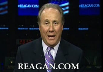 Michael Reagan Now Hawking 'Reagan.com' Email Addresses