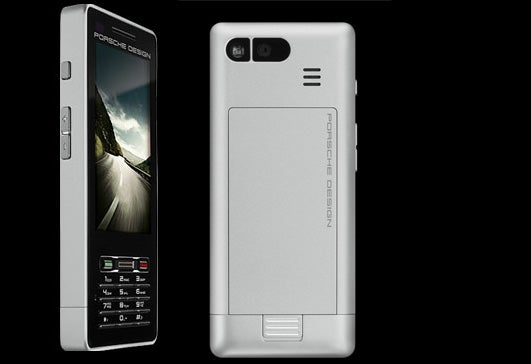 Porsche P'9522 Cellphone Lacks 3G, Has GPS For Navigating Your Porsche