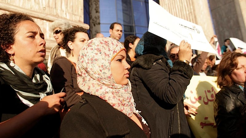 Egyptian Court Clears Awful 'Virginity Test' Doctor