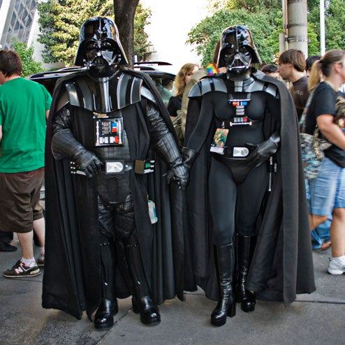Caption Contest: Vader Love