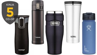 Five Best Travel Mugs