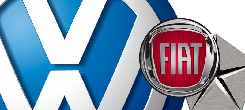 Is This Why Volkswagen Didn't Swallow Fiat-Chrysler?