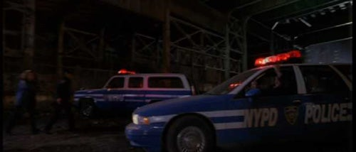 Ten Best Chevy Caprice Movie Cop Cars
