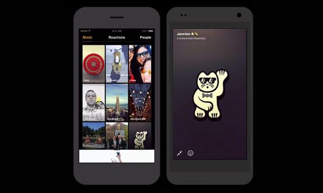Facebook trata de resucitar Slingshot emulando a Snapchat