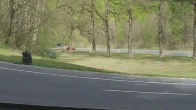 This Sideways Hillclimb Run Is Still My Favorite Mustang Drift Video