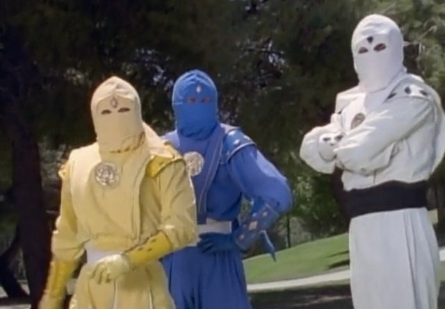 The time the Power Rangers battled a Rastafarian Monkey Monster