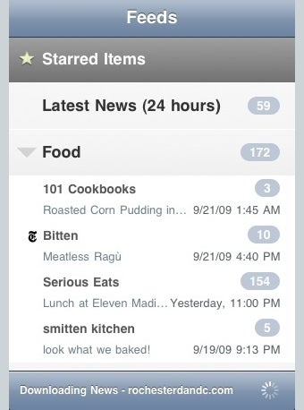 NetNewsWire 2.0 Better Integrates Google Reader with Your iPhone