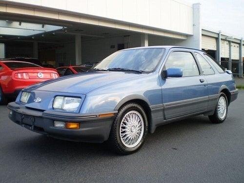 1988 Merkur XR4Ti for a Euro-Trashy $5,775!