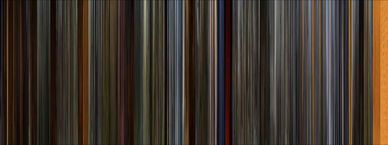 Movie Barcode