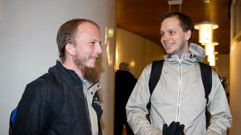 Pirate Bay Co-Founder Arrested in Sweden