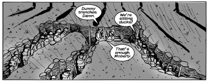 This Comic Reveals The Terrifying Futility Of The First World War