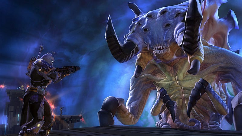 Star Wars: The Old Republic Will Now Let You Try The First 15 Levels for Free