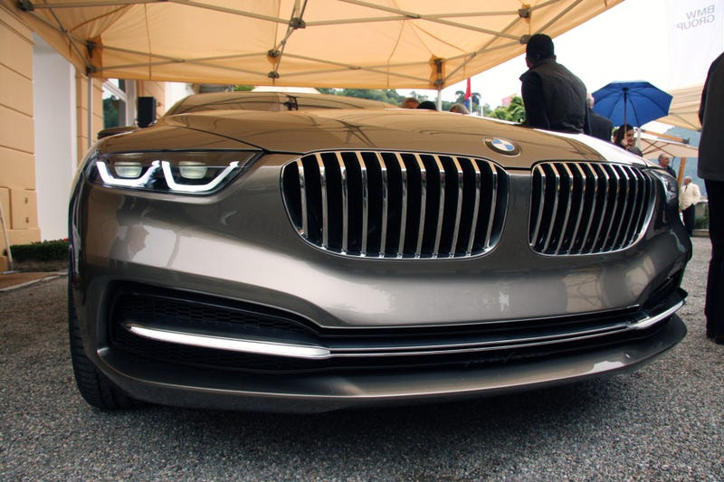The Best Thing About BMW's Pininfarina Gran Lusso Coupé