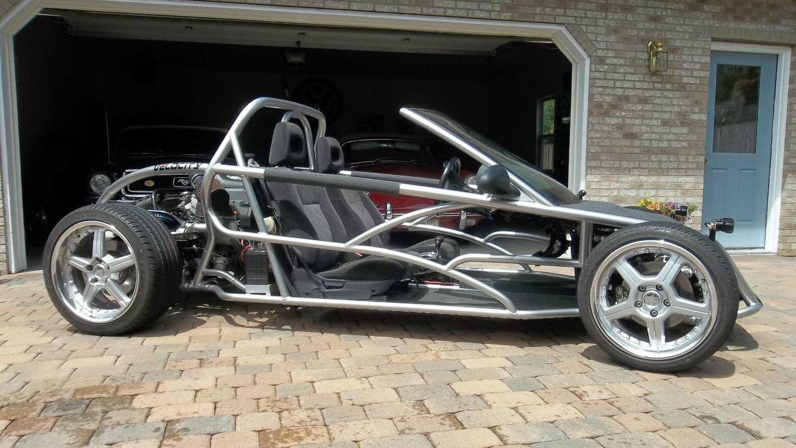 beetle tube chassis