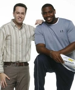 Ryan Howard To Fight Michael Strahan For Jared's Meat