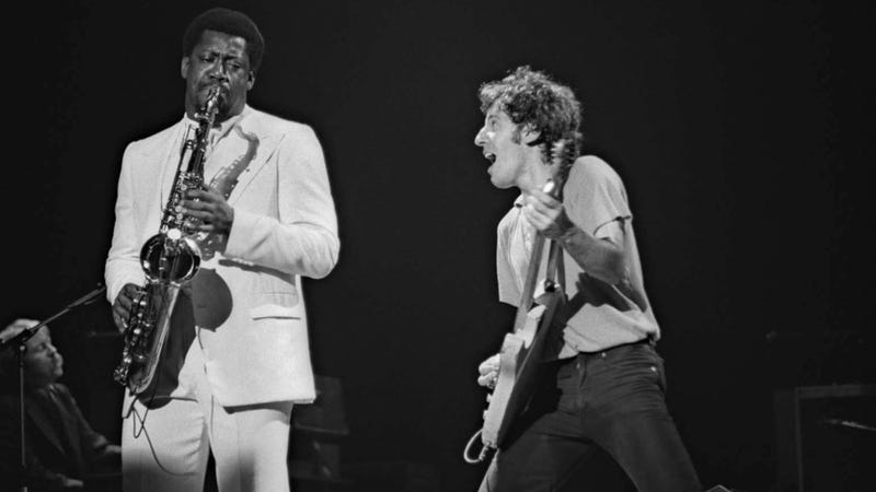 This Guy Died This Year: Clarence Clemons, Big Sideman
