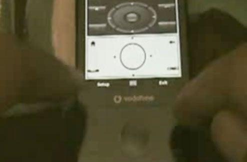 HTC Diamond's Hidden Multitouch Revealed