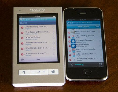 Sonos CR200 Gallery