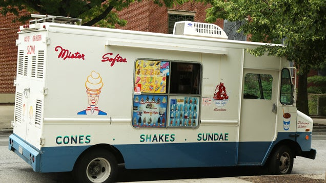 Your Neighborhood Ice Cream Truck Is Playing a Racist Minstrel Song
