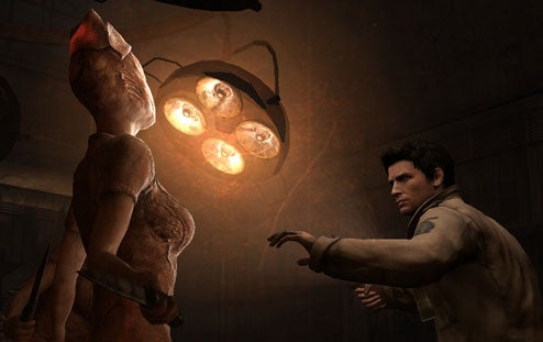Silent Hill: Homecoming: Skinned Bodies Ahoy!