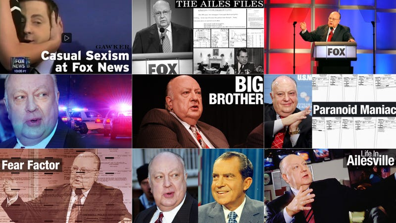 Bye, Roger: The Best Times Roger Ailes Was The Worst