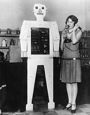 Sex & The Single Robot in 1930