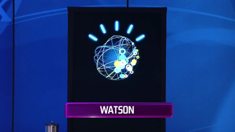 IBM Jeopardy Challenge, Night 1: Watson Ties for the Lead