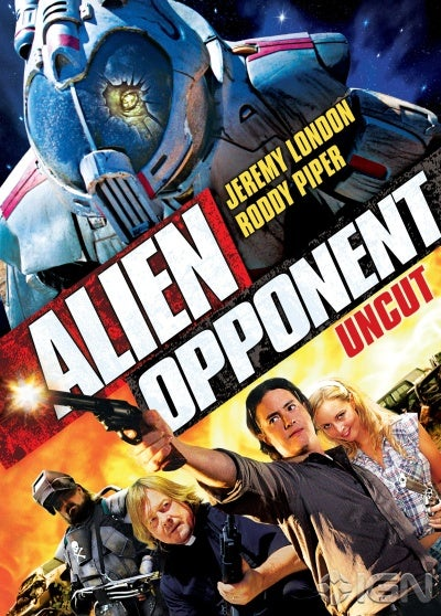 Movie Night Update - Alien Opponent