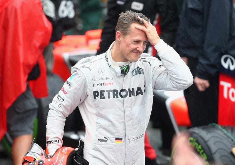 F1 Star Michael Schumacher In Critical Condition After Skiing Accident