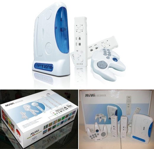 MiWi the Dental Hygienists' Choice of Wii Knock-Off