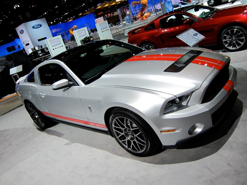 2011 Shelby GT500: Live In The Lighter, Sexier Flesh