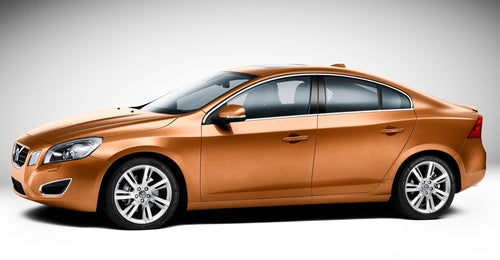 Volvo S60: New Look Just In Time For New Overlords!