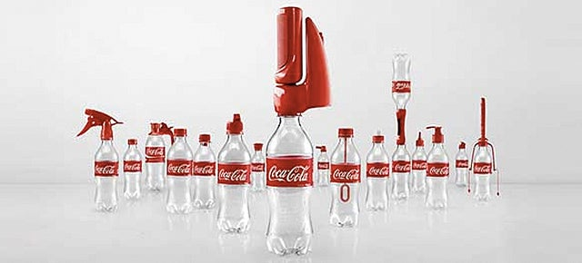 Replacement Caps Upcycle Coke Bottles Into Water Guns and More