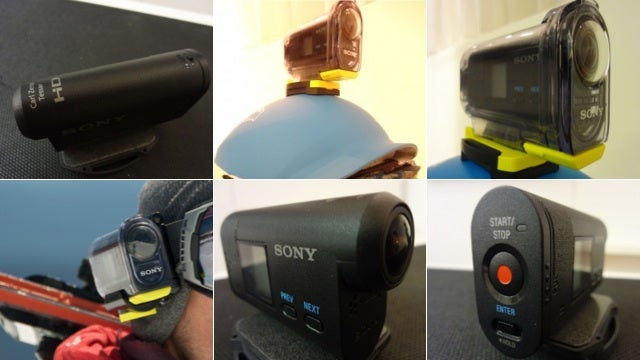 This Sony Action Cam Prototype Is Brimming With Wonderful Tiny Tech