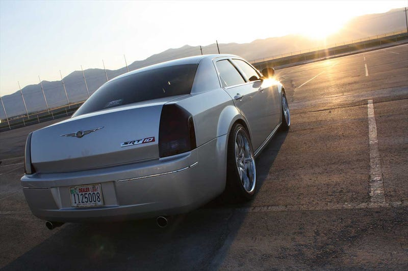The Real Story Behind The Viper-Engined Chrysler 300 SRT10
