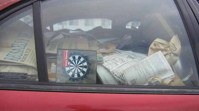 The Ten Best Places To Stash Your Stash In Your Car