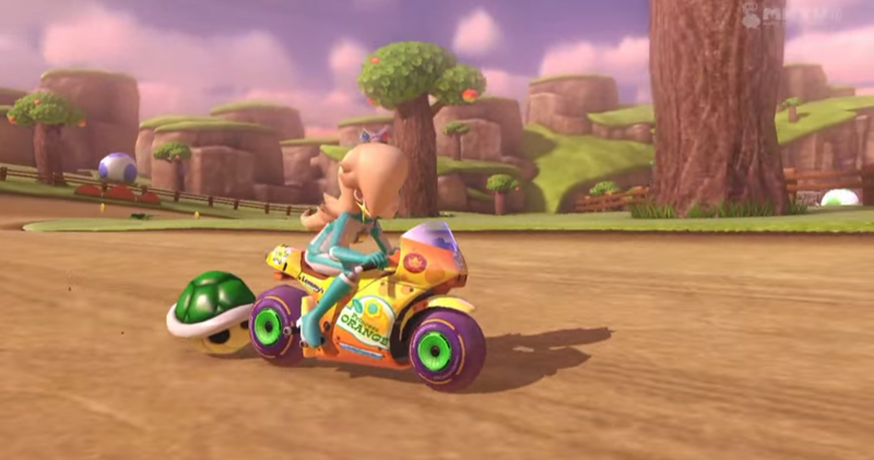 A Mario Kart Takedown Crueler Than The Blue Shell