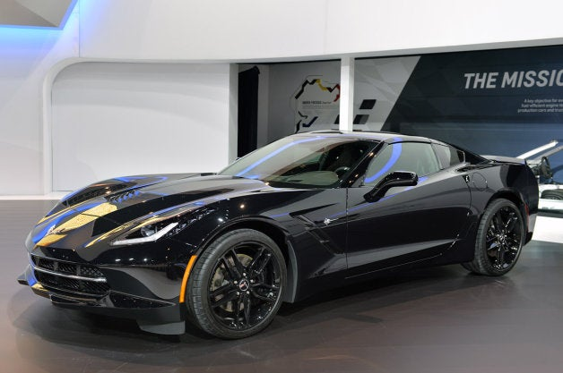 Corvette price increases so GM can offically gouge buyers.