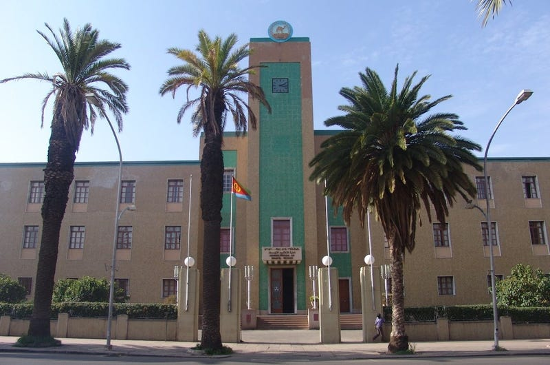 Asmara, Eritrea: A Forgotten Piece of Italy in Africa