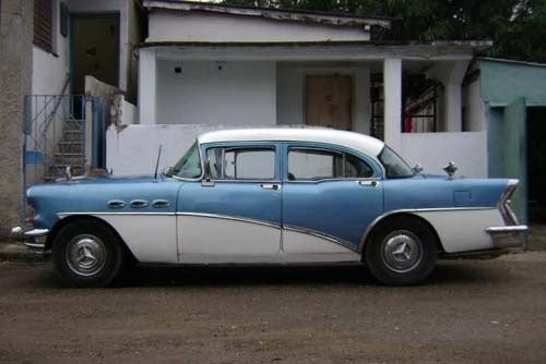 Looking For Deals On Well-Loved Cuban Cars? ¡Revolico!