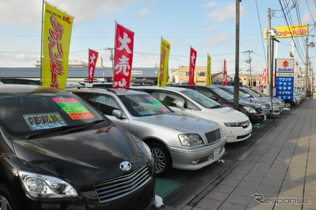 You Can Buy a Car in Japan for Ten Bucks