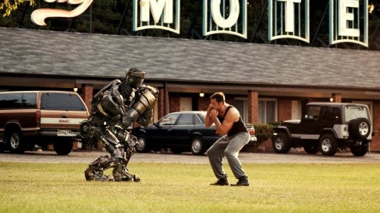 Isn't Real Steel missing the point?