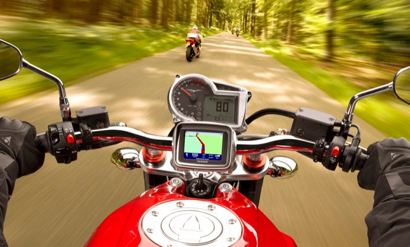 TomTom Rider 2nd Edition Is Out (UPDATED)