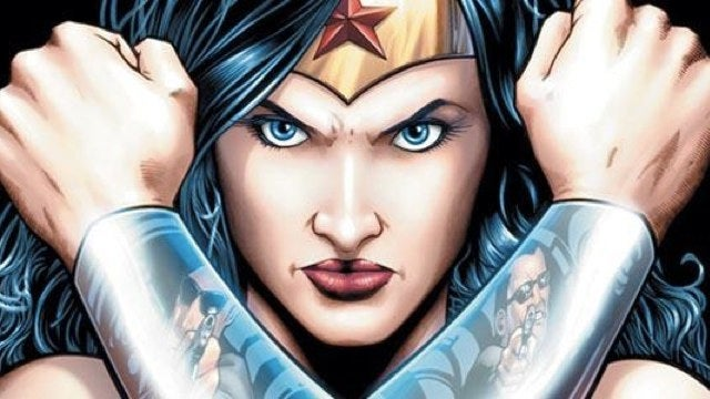 "Relax, CW isn't renaming Wonder Woman to Iris, but she will ""suffer no fools"""