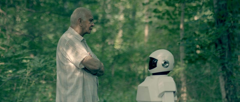 Robot and Frank: Science Fiction at its Absolute Best