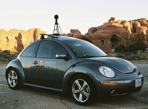Google Street View: How They Did It