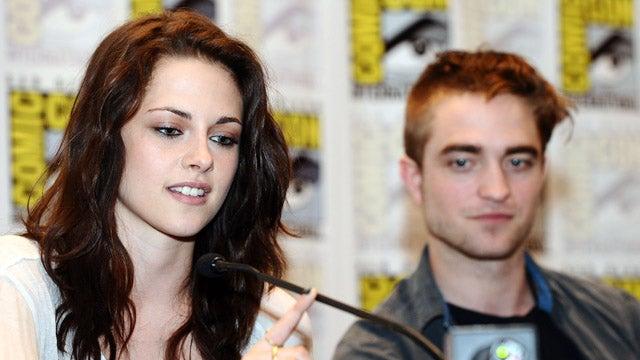 Robert Pattinson and Kristin Stewart Accidentally Got Married