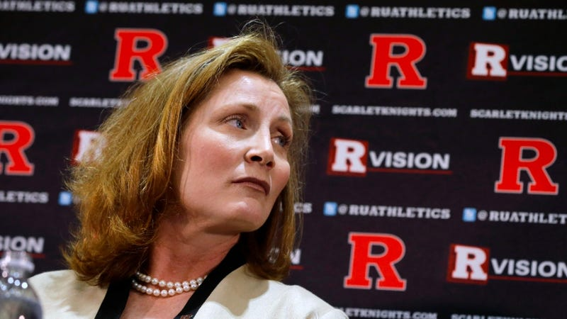 Rutgers Won't Fire Athletic Director Accused of Emotional Abuse