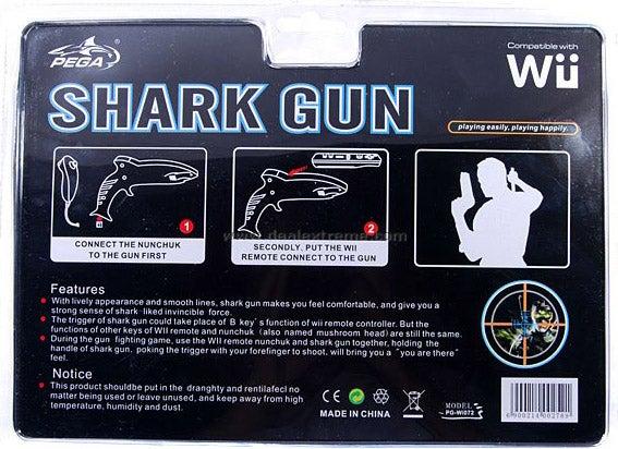 Wii Shark Gun Is What It Sounds Like