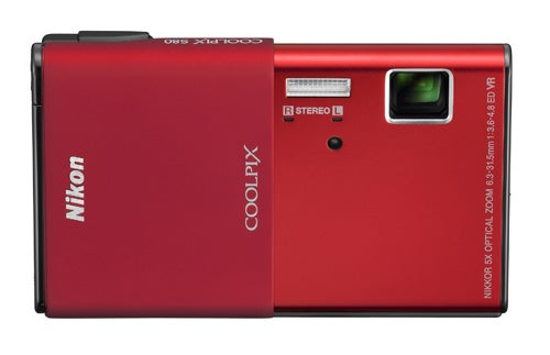 """Nikon Coolpix S80 Point-and-Shoot: 14.1MP with a 3.5"""" OLED Touchscreen"""